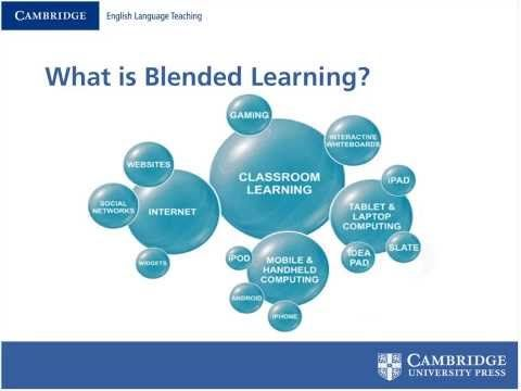 An Introduction to Blended Learning with Debra Marsh. Cambridge English