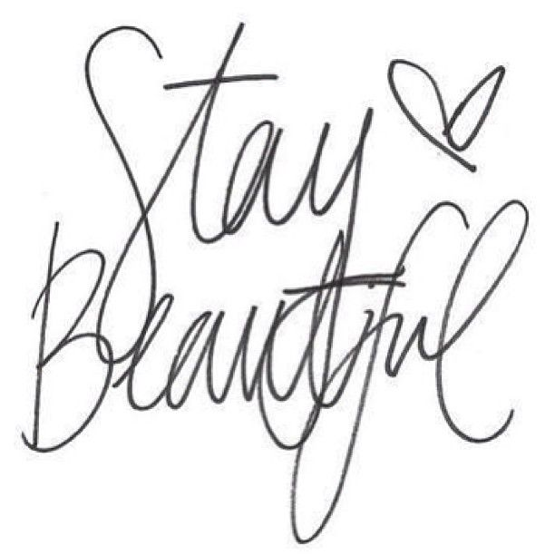 Good morning and stay beautiful!  www.thechicadvisor.com #thechicadvisor #thechictweet #googmorning #staybeautiful #quote #script #beautiful #wish