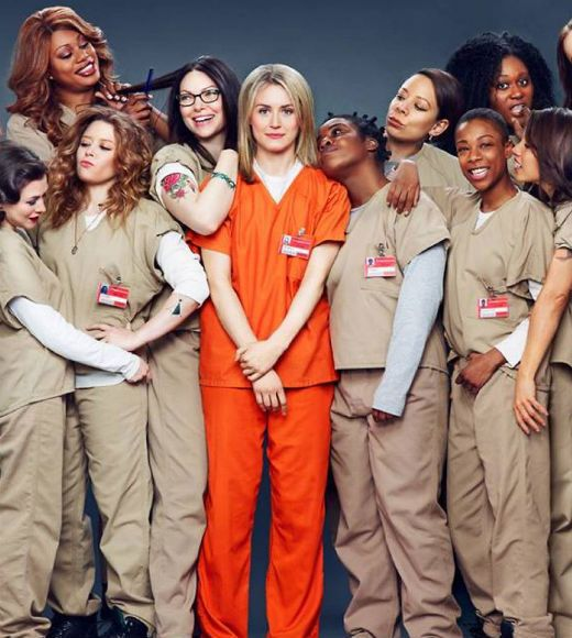 16 Pop Culture Halloween Ideas: 'Orange Is the New Black'