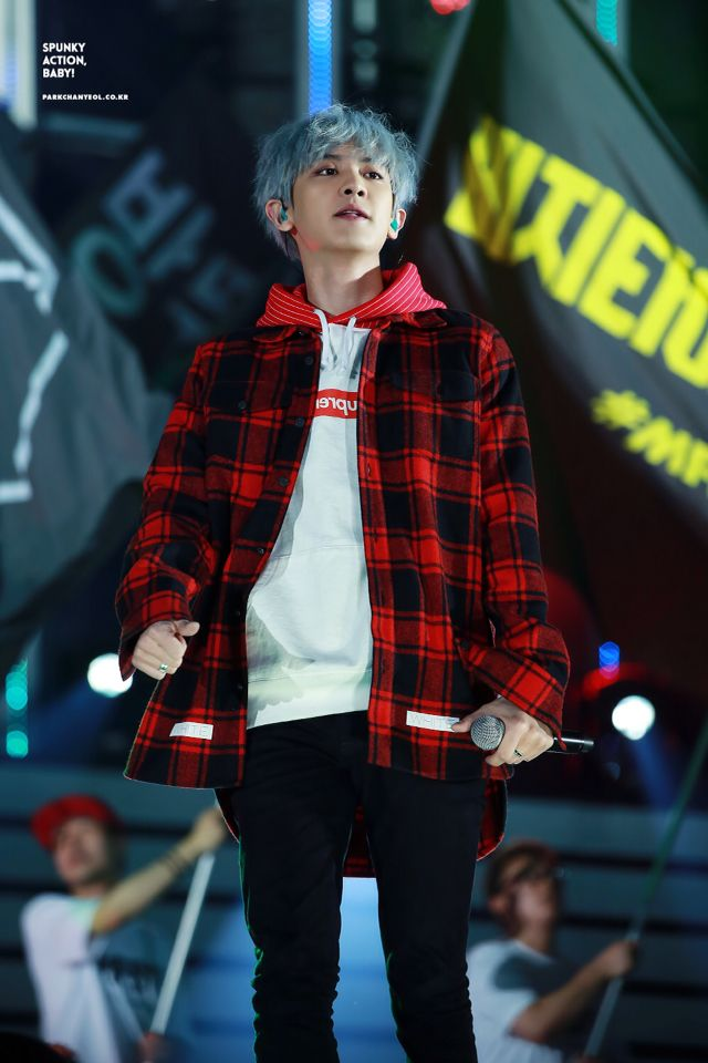 Chanyeol @ dream concert