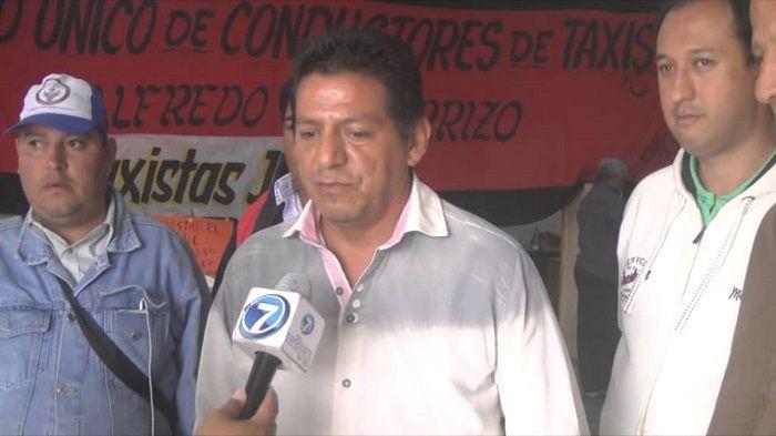 La tarifa del taxi podría subir un 40%: Alfredo Carrizo, secretario de general de la Federación de Conductores de Taxis en Salta se reunirá…