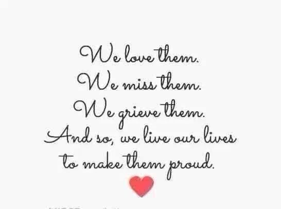 Make them proud