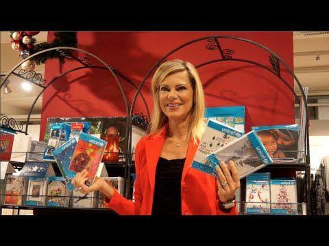 Eröffnung UNICEF Weihnachtskartenstand 2014 @ LUDWIG BECK mit Nina Ruge
