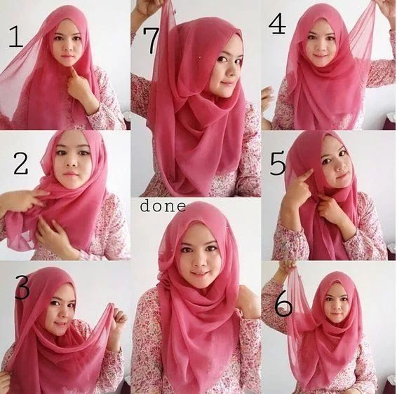 80 best hijab style images on Pinterest | Hijab styles ...
