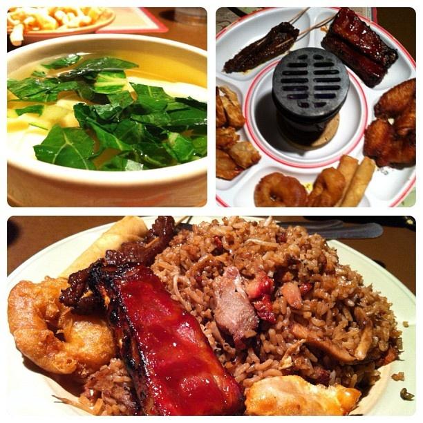 chinese pu pu platter
