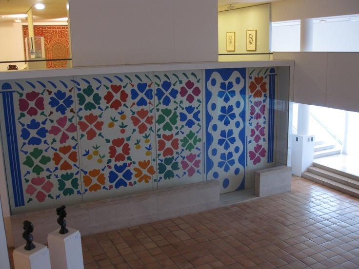 The Matisse Museum in Nice.