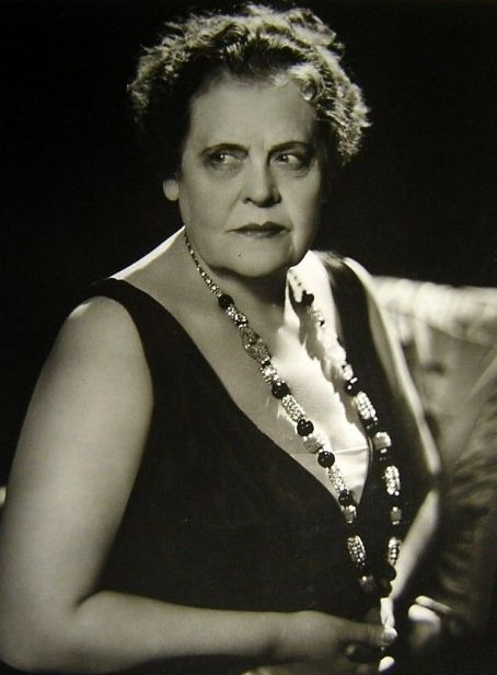 "Marie Dressler 1869-1934. She was a Canadian born American actress who's career started in 1914. She won an Academy Award for Best Actress in 1930-31(eligibility was staggered at that time). ""MGM head Louis B. Mayer learned of Dressler's illness from her doctor and asked that she not be told. To keep her home, he ordered her not to travel on her vacation because he wanted to put her in a new film. Dressler was furious but complied."" (Wikipedia) How strange to do that to someone. She had ever…"