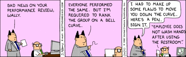 Performance reviews - Dilbert Website | Things that make ...