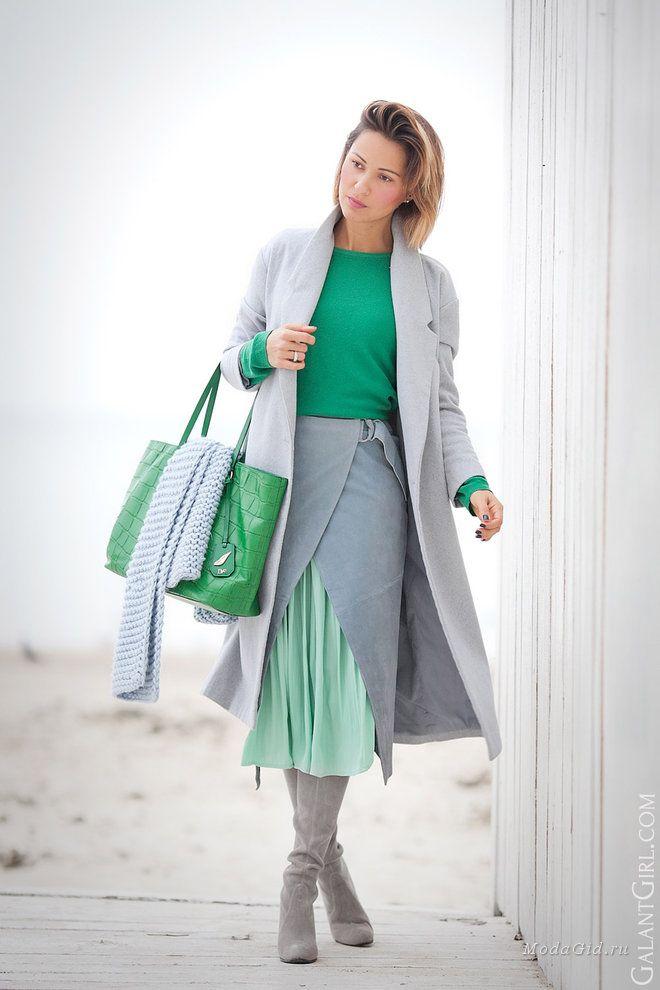 Модные советы -- какие оттенки в тренде и как правильно и гармонично комбинировать цвета весной 2016