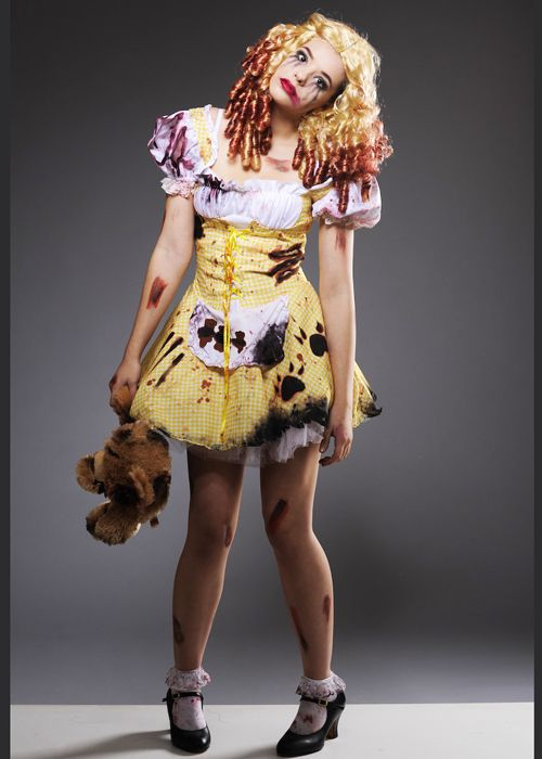 zombie goldilocks costume - Google Search