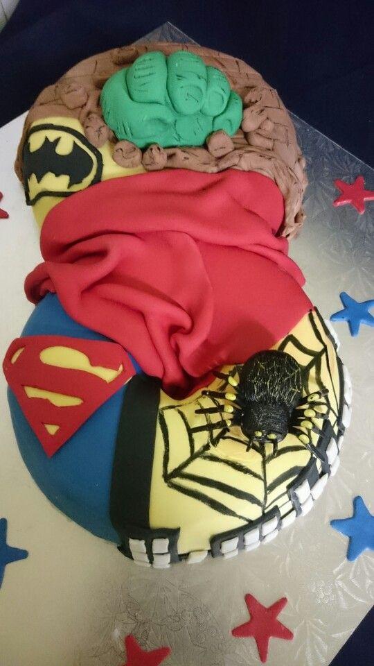 Vusi 8 superhero