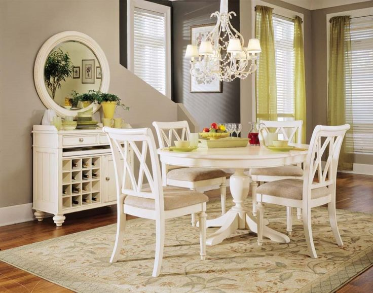 22 best White Dining Room Table images on Pinterest | White dining ...