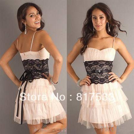 Cool Black semi formal dresses 2018-2019