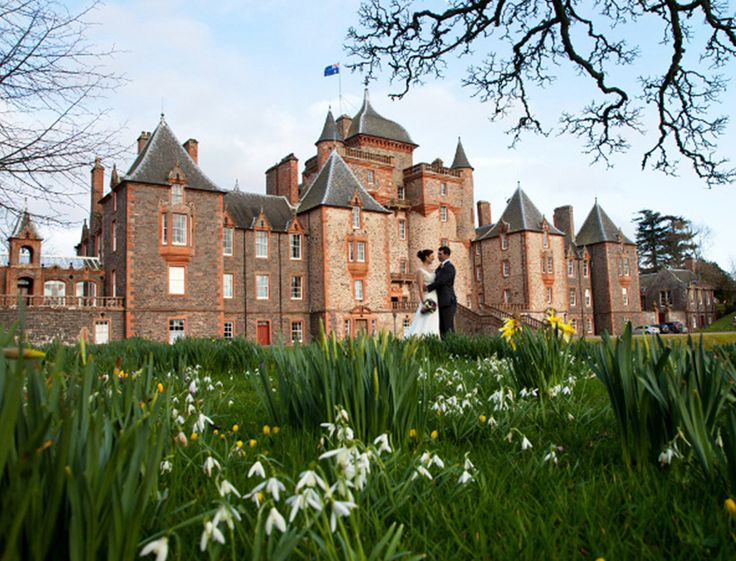Exclusive Use Wedding Venue In The Scottish Borders Thirlestanecastleco