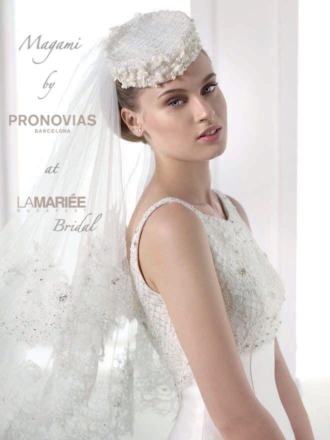 Magami esküvői ruha - Pronoviashttp://lamariee.hu/eskuvoi-ruha/pronovias/magami