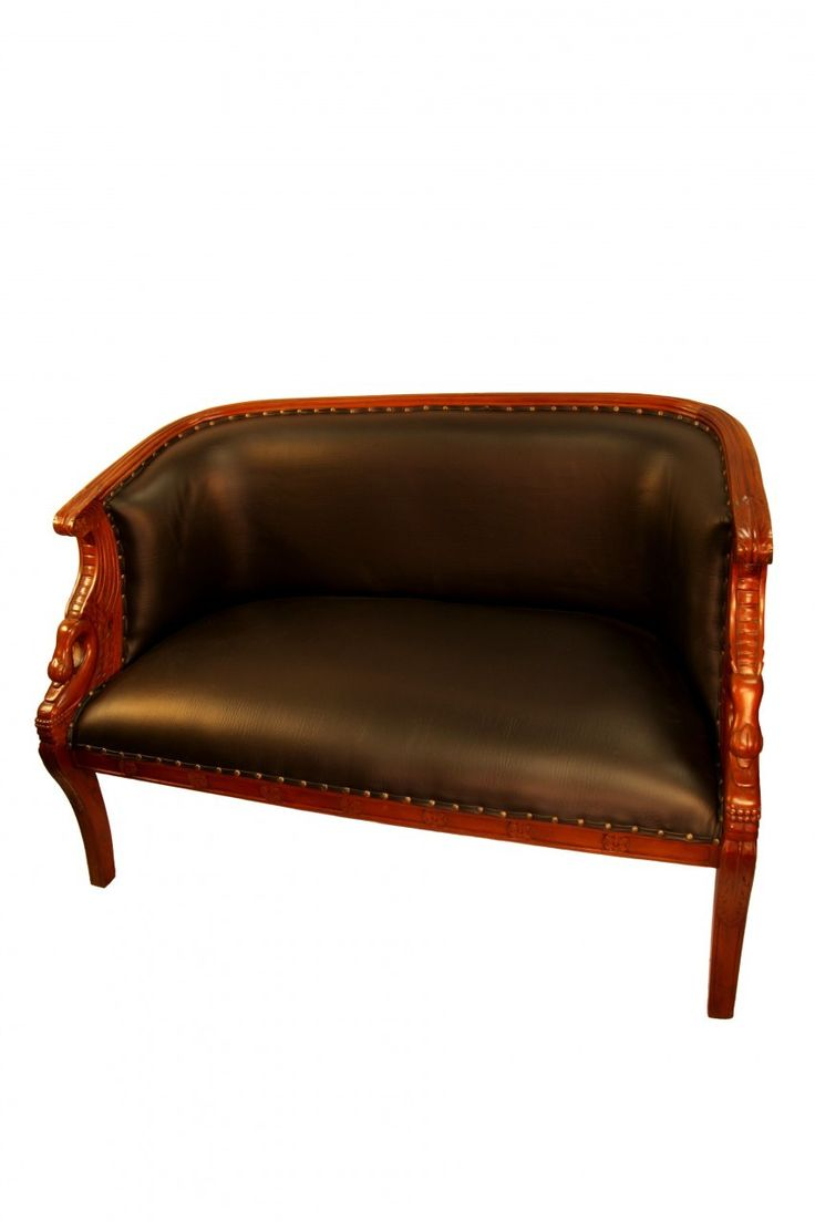 Antique furniture reproductions antique furniture reproductions - Swan Tub Love Seat Asian Chairsantique