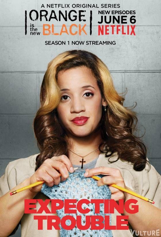 OITNB Season 2 Poster starring Daya