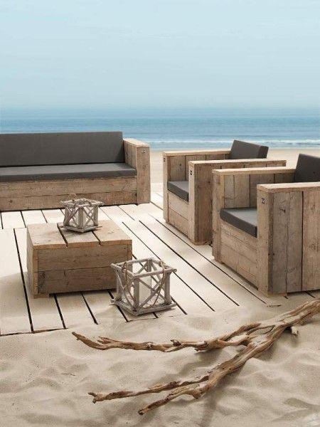 Terrassenmöbel lounge  10+ ide Terrassenmoebel lounge terbaik di Pinterest | Luar ruangan ...