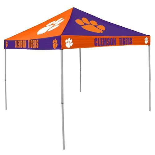 Clemson University Tigers Pop-Up Canopy Tent  sc 1 st  Pinterest & Best 25+ Pop up canopy tent ideas on Pinterest | White canopy tent ...