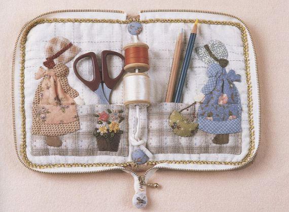 Book Cover Sewing Kits : Pattern sunbonnet sue sewing kit crafts pinterest