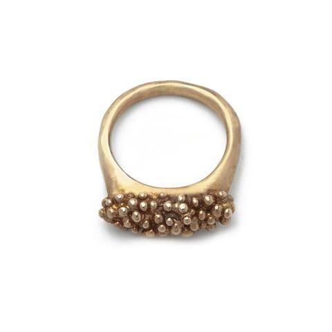 Julie Cohn Design - Caviar Ring
