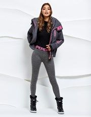 Superdry Base Layer Ski Leggings - Lipsy