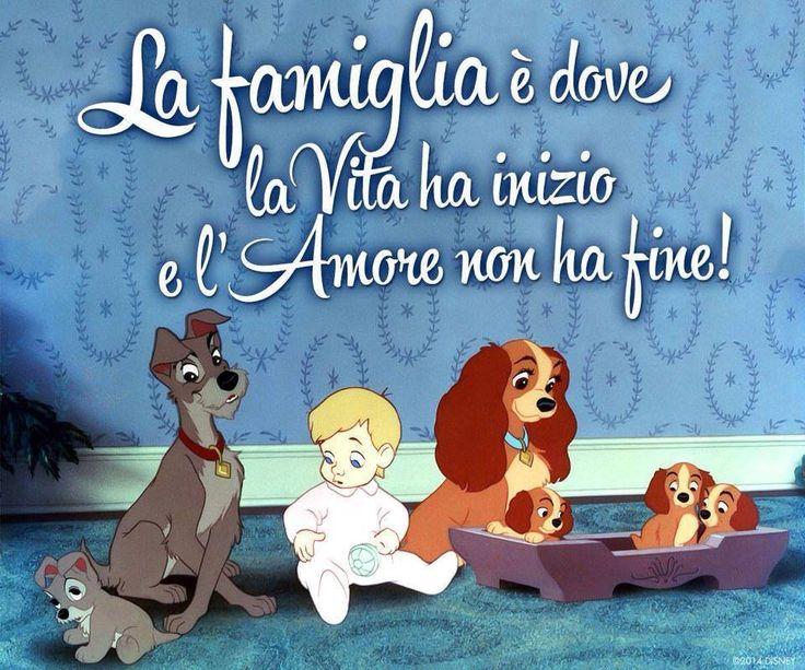 Famiglia immagine #2864 - La famiglia é dove la vita ha inizio e l'amore non ha fine!