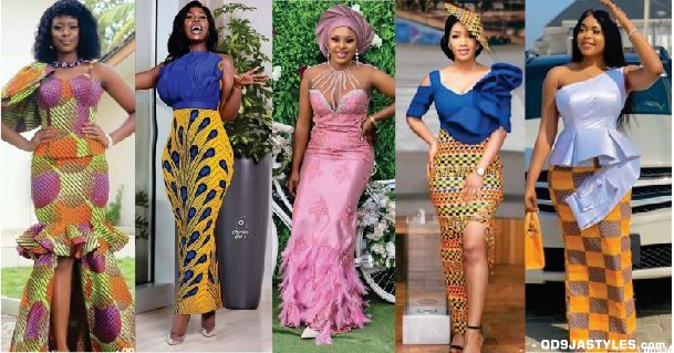 Latest Nigerian Ankara Styles With Images Latest Nigerian Ankara Styles Ankara Styles Fashion