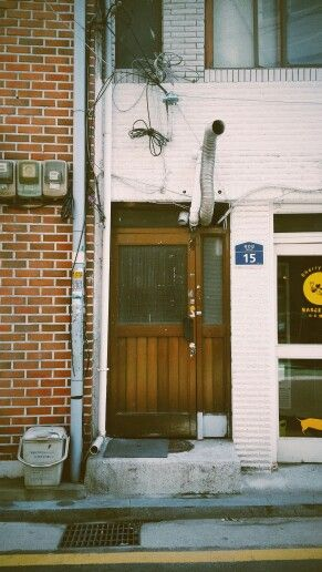 Korea, door