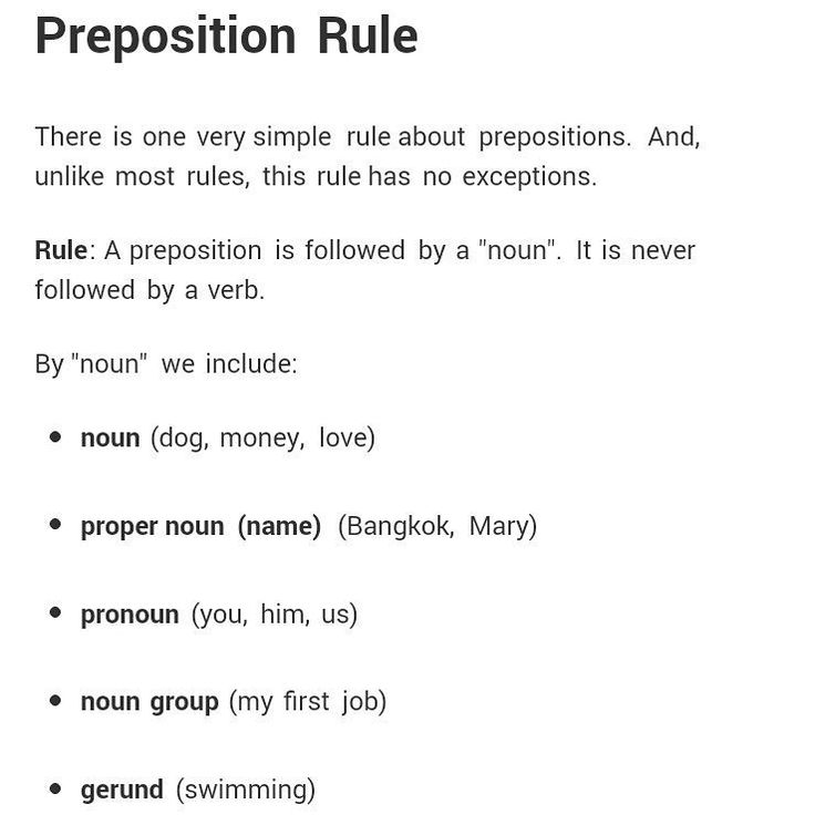 #learningenglish through #prepositions rule to understand #grammar. #bestbook to learn preposition, see bio
