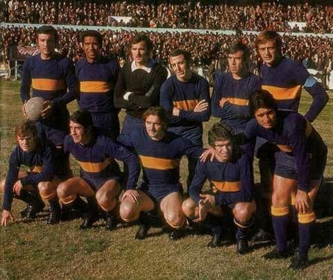"""Año 1971 21° fecha del """"Campeonato Metropolitano"""" partido jugado la tarde del jueves 10 del mes de junio del año 1971 en el estadio del club atlético Racing el equipo local el club atlético River Plate y el club atlético Boca Juniors empataban 3 a 3."""
