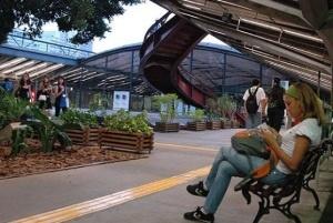 centro cultural de sao paulo estação vergueiro do metrô