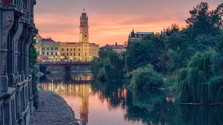 Oradea – orășelul unde epocile și stilurile arhitecturale se contopesc într-un tot întreg