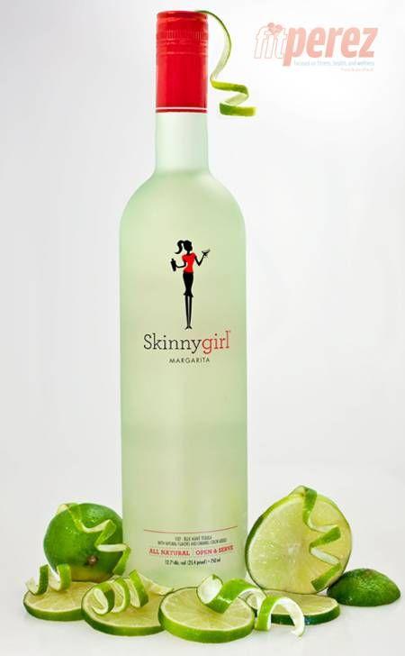 Skinny girl margarita bottle