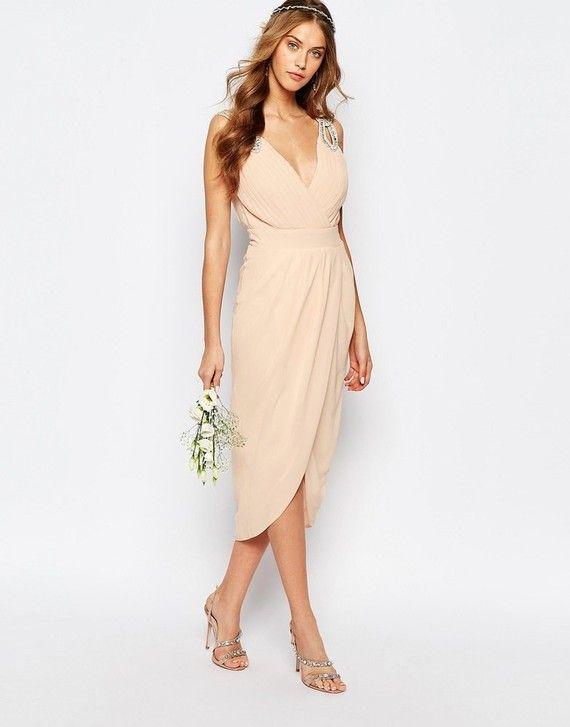 Trending Spring bridesmaid dress u accessories from ASOS Bridesmaids Layer Cake