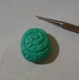 diy tuto collier de Vaiana fimo, moana necklace polymer clay