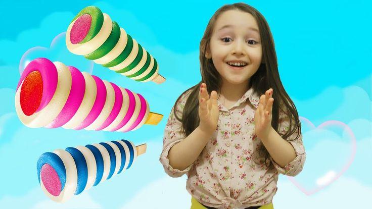 ÖYKÜ DONDURMALARINI ARIYOR & Toys Ice Cream - Play Time
