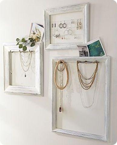 Jewelry Holders #DIY