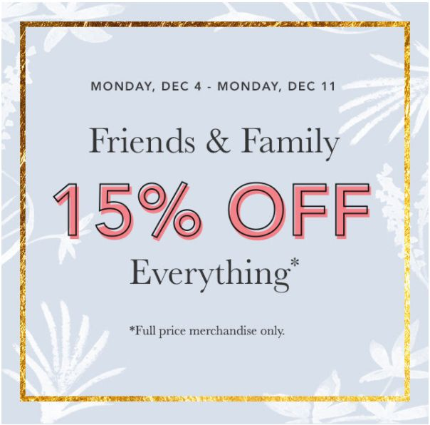 HAPPY HOLIDAYS! Enjoy a week with 100% Pure Friends&Family promotion! :)   Get 15% OFF your entire purchase now when you log in to your account!  Share it with your friends and family too! <3  Happy shopping! natural makeup, natural skincare, natural beauty blogger, healthy living, health care, healthy makeup, healthy skincare, organic beauty, organic makeup, organic skincare, best ingredients for skin, nontoxic makeup, clean beauty, natural beauty, best natural cosmetic brands
