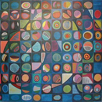 Bronwyn Bancroft - Rhythm of Love 2005