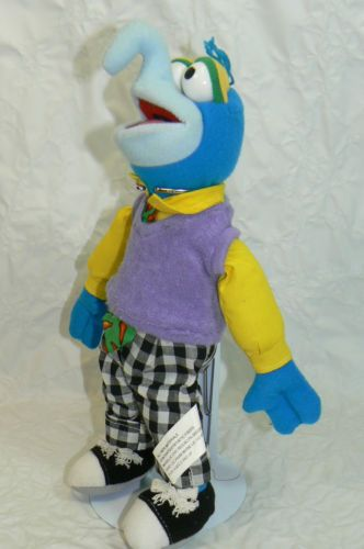 12 Quot Blue Gonzo Muppet Babies Stuffed Animal Plush Toy Jim