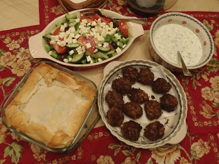Traditional Albanian recipes