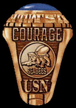 US Navy Seabees in Vietnam | Military Class Rings by G.A.A. Inc.