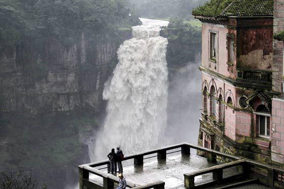 Salto del Tequendama, Colombia