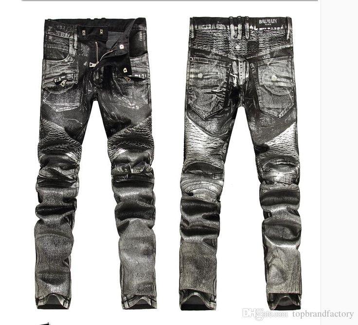 17  best ideas about Balmain Jeans Men on Pinterest | Balmain ...