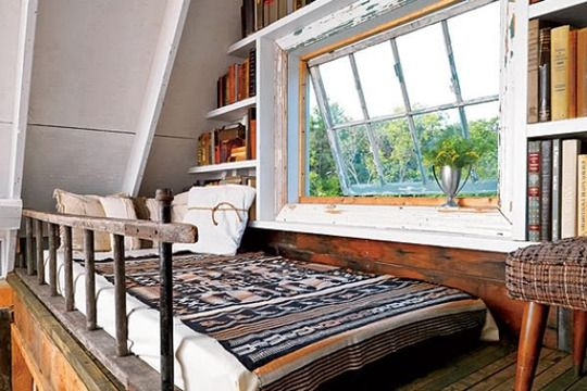 : Ladder, Spaces, Dreams, Window, Loft Bedrooms, Trees Houses, Treehouse, Reading Nooks, Loft Beds