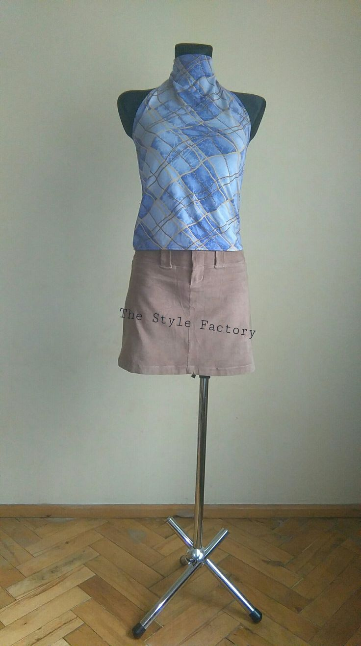 Blouse and skirt in a size 34 // thestylefactory.pl //