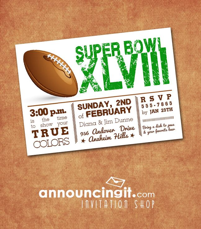 17 Best Images About Sports Invitations On Pinterest