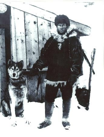 Jack London heads off to join the Klondike Gold Rush, where he will write his first successful stories.