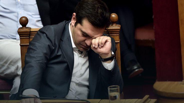 Aleksis Cipras, premier Grecji